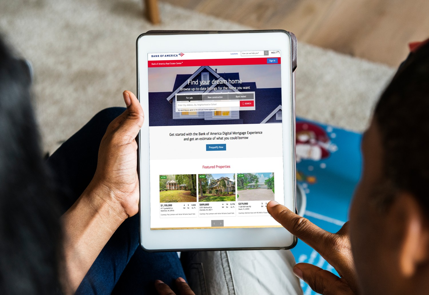 Mortgage Banking Solution: Bank of America's Digital Mortgage Platform Increases Applications